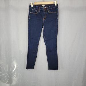 J. Crew Factory Stretch Skinny Jeans